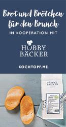 Blog-Event CXL - Brot und Brötchen für den Brunch in Kooperation mit Hobbybäcker (Einsendeschluss 15. April 2018)